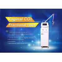 China Vaginal Tightening co2 fractional laser treatment Machine IN White wholesale