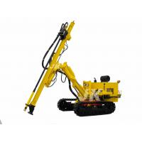 China Hydraulic Rock Drill Rig Multi - Functional Rock Blsting Wagon Drilling Rig Machine CM358A wholesale