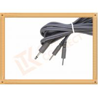 China 3.5 TO 2.0 2 Pin Y Type Tens Unit Cables Medial Tens Unit Leads wholesale