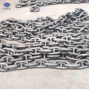 China Marine Grade U3 Stud Link Anchor Chain wholesale