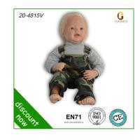 China baby toy lovely sleeping dolls/child toy baby lovely doll/doll making supplies wholesale