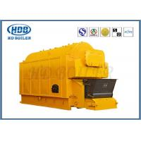 China Automatic Industrial Steam Hot Water Boiler Coal Fired Horizontal Single Drum wholesale