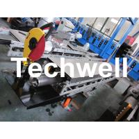 China Square / Round Mobile Downpipe Forming Machine / Cold Roll Forming Machine wholesale