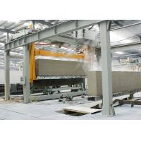 China Fireproofing of Autoclaved Aerated Concrete AAC Block Machine / AAC Brick Plant wholesale