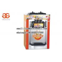 China Machine for Making Ice Cream Stainless Steel Ice Cream Machine Suppliers on sale