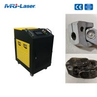 China Universal Thick Paint Removal 200W Fiber Laser Cleaning Machine wholesale