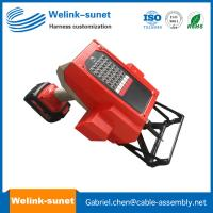 China E10D P63 SIC Marking Machine Print Area 60 - 25MM Battery Powered 18V wholesale