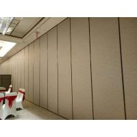 China Banquet Hall Office House Wooden Sliding Door Movable Sound Proof Partition Wall on sale