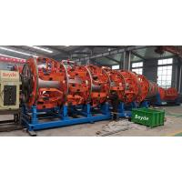 China New Multifunction Cable Armouring Machine Steel Wire Rope Twisting Machine 630 36+36 on sale