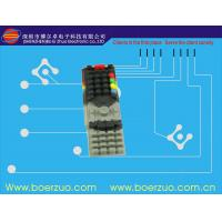 China Customized Industry Silicone Rubber Keypad For Push Button Membrane Switch wholesale