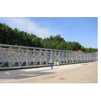 China Cable Stayed Assembly Steel Frame Bridge with Steel Deck Roadway wholesale