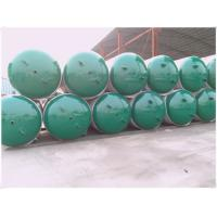 Quality Industrial Compressed Air Vacuum Receiver Tank Carbon Steel Medium Pressure for sale
