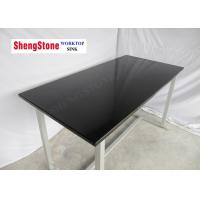 China High Temp Non Toxic Science Lab Countertops Acid / Alkali Resistant 1500*750 Size on sale