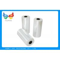 China 40 Micron High Clear 52% PVC /  78% PETG Shrink Film Roll For Heat Shrink Labels on sale