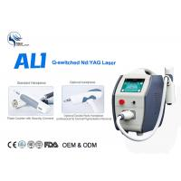 China Portable1064 532nm Laser Tattoo Removal Equipment wholesale