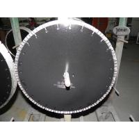 Buy cheap Concrete Repair 400mm Laser Blade with Turbo Segment for Extremely Sharp Reinforced Concrete Cutting from wholesalers
