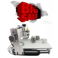 China Lowest price 3040 cnc engrave machine for fixture wholesale