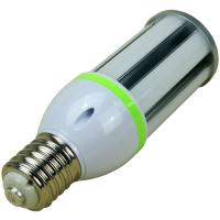 China 21W IP65 140lm / Watt E27 360 Led Corn Bulb Forsted Clear Pc Cover wholesale