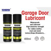 China Rust Proof Garage Door Lubricant / Spray Grease Lubricant For All Moving Parts wholesale