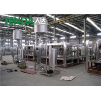 China CGF18-18-6 Pet Juice / Water Bottle Filling Machine For Beverage Line 3.8KW wholesale