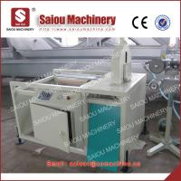 China pvc pipe machine in plastic extruder pvc pipe production line wholesale