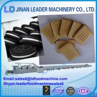 China 85 Kw Fully Automatic Snack Making Machine Biscuit Manufacturing Machine 150-200kg / H wholesale