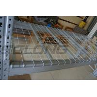 China Heavy Duty Supermarket Storage Racks , Pallet Rack Shelving ISO9001 Certification wholesale