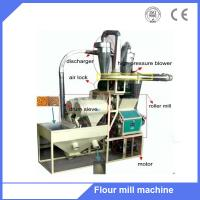 China High productivity super fine flour mill machine for food processing factory wholesale