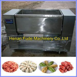 China meat sausage stuffing mixing machine, sausage machine wholesale