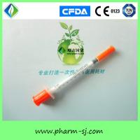 China Insulin Syringe wholesale