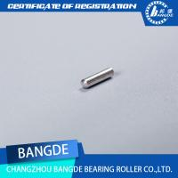 Buy cheap Precision high carbon steel Rollers Pin , 3*2.95mm, Flat end needle rollers from wholesalers