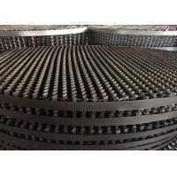 China Metallic Structured Packing Column Metal Orifice Plate Corrugated Packing on sale