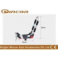 China 2 Pair Snowboard / Boat Canoe / Kayak Roof Carrier can Height adjustable wholesale