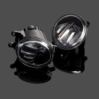 China Blue , Red , White Lens LED Fog Light DRL For Toyota Nissan Ford Suzuki Acura wholesale