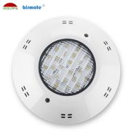 China Pure White 6500K IP68 12V ABS LED Surface Mounted Pool Lights Underwater Swimming wholesale