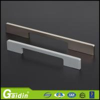 China various colours finished anodized kitchen cabinet drawer window door handles and knobs wholesale