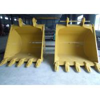Buy cheap High Performance Tilting Excavator Bucket Cleaning Hard Soil Wear Resistance from wholesalers