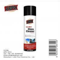China AEROPAK anti mist glass cleaner wholesale