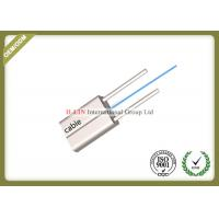 China Indoor FTTH Fiber Optic Cable / FTTH Drop Cable With FRP Strength Member wholesale