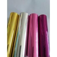 China SGS Testing Silver Paper Foil Stamped , Wedding Card Silver Foil Printing wholesale