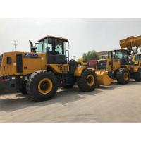 China ZL50GN XCMG Front End Wheel Loader Wiyh 2.5-4.5M³ Bucket And 5tons Operate Weight wholesale