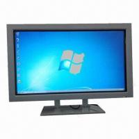 China Touch Screen Desktop PC with 42-inch Infrared Finger 2 Touch at the Same Time wholesale