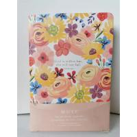 China Laminated 4C Custom Hardcover Notebook Sewing Binding With A Paper Strip Seal wholesale