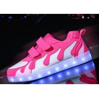 China 2017 Boys Girls LED Flashing Shoes Baby Light Shoes For Christmas Gift wholesale