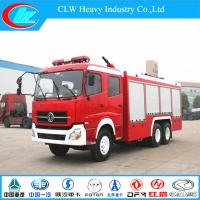 China Tianlong 6X4 40L/S Water Fire Engine Truck (CLW1253) wholesale