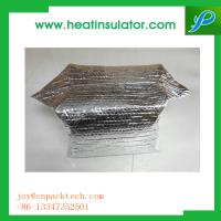 Quality Single Or Double Layers Insulted Foil Bubble Carton Box Liners For Perishable for sale