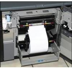 China Noritsu dry lab printer paper/ Noritsu Minilab RC photo paper 6inch 152mm*100m wholesale