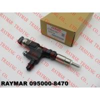 Buy cheap DENSO Genuine common rail fuel injector 095000-8470 for TOYOTA 23670-E0410, 23670-79095, 23670-79096, 23670-E9291 from wholesalers
