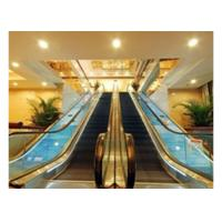China Integrated aluminum casting  indoor escalator with Key switch of Guangri -- GRF wholesale