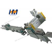 China Customized Color Plastic Profile Extrusion Machine For PS Foaming Mirror Picture Frame wholesale